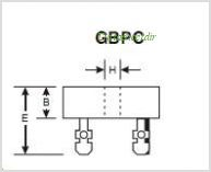 GBPC15005 pinout,Pin out