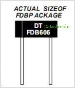 FDB610 pinout,Pin out