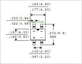 MBS10 pinout,Pin out