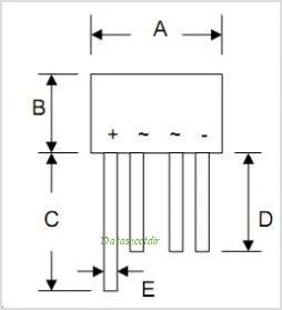 RB20 pinout,Pin out