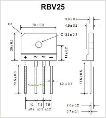 RBV5000 pinout,Pin out