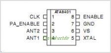 ATA8401 pinout,Pin out
