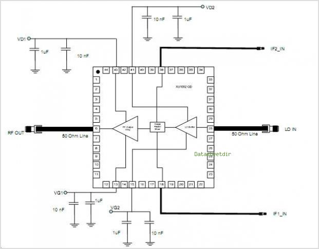 XU1002-QD circuits
