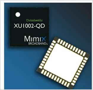 XU1002-QD pinout,Pin out