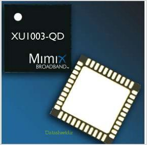 XU1003-QD pinout,Pin out