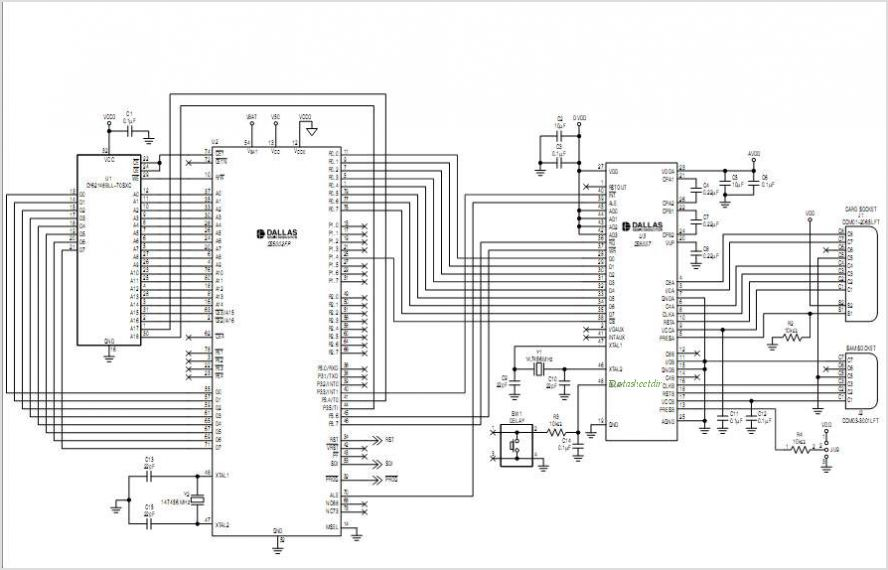 DS8007 circuits