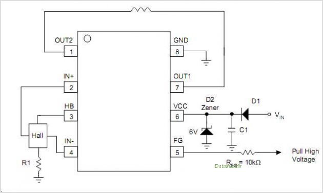 APX9268 circuits