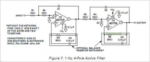 AD706AR-REEL circuits