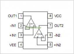 BA4510F pinout,Pin out