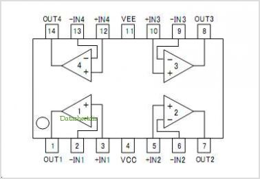 BA2902HFV-C pinout,Pin out