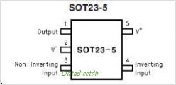 LM8261 pinout,Pin out