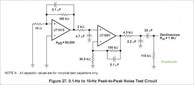 LT1013MP circuits