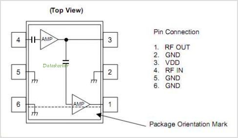 NJG1130KA1 pinout,Pin out