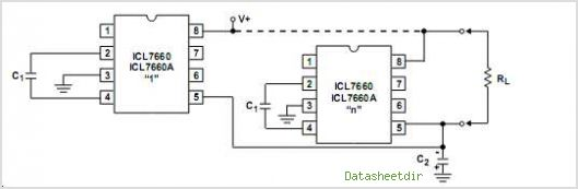 ICL7660A circuits
