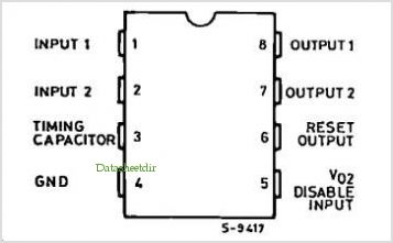 L4903 pinout,Pin out