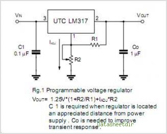 LM317 circuits