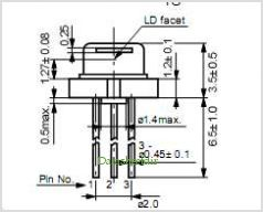 DL-LS5005 pinout,Pin out