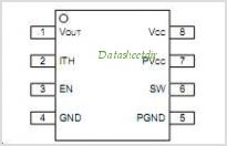 BD9102FVM pinout,Pin out