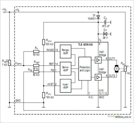 TLE4206-2G circuits