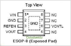AP1250CMP pinout,Pin out