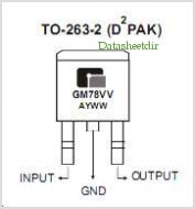 GM7800 pinout,Pin out