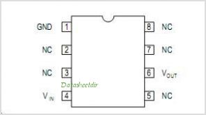 IP140MAH-12-BSS2 pinout,Pin out