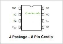 IP7905AG pinout,Pin out