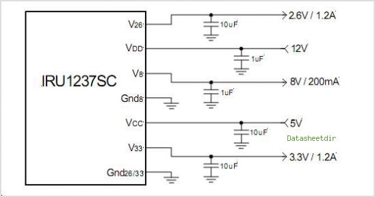 US1237SCCP circuits