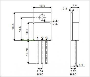 LM117-220M pinout,Pin out