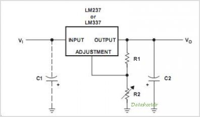 LM237KTER circuits