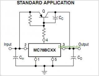 MC78BC43NTR circuits