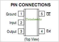 MC78BC50NTR pinout,Pin out