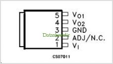 ST2L05 pinout,Pin out
