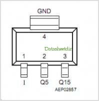 TLE4484 pinout,Pin out