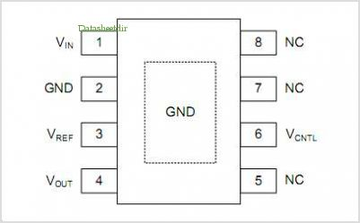 UR6515D pinout,Pin out