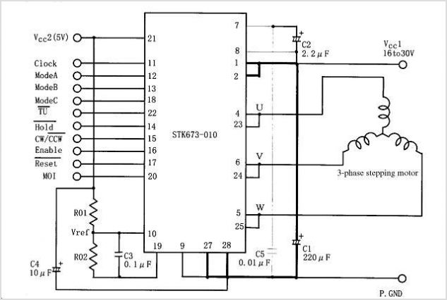 Three phase pwm motor driver for 3 phase bldc motor driver circuit