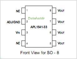 APL1541 pinout,Pin out