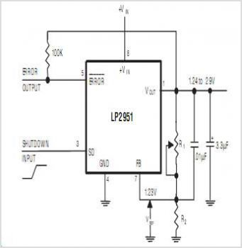 LP2951ACS-5-0-TR circuits