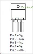 IP1R07AG pinout,Pin out