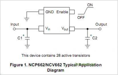 NCP663SQ18T1 circuits