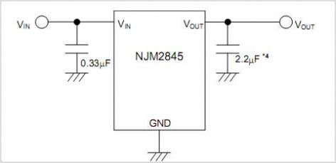 NJM2846DL3-18 circuits