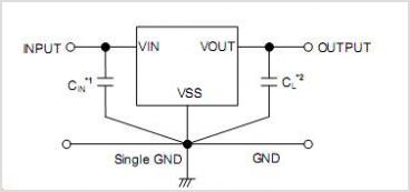 S-814A31AMC-BCVT2G circuits
