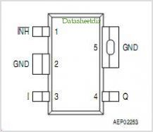 TLE4296 pinout,Pin out