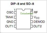 CS209AYDR14 pinout,Pin out