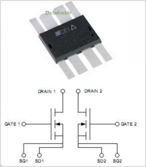 DE275X2-501N16A pinout,Pin out