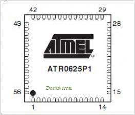 ATR0625P1 pinout,Pin out