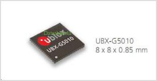 UBX-G5010 pinout,Pin out