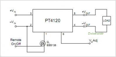 PT4121A circuits