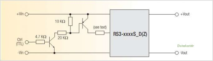 RS3-053.3S-H2 circuits