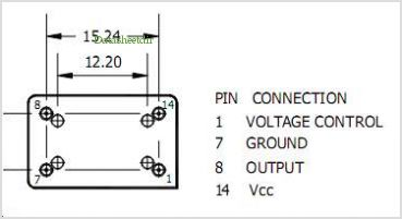 QO10 pinout,Pin out